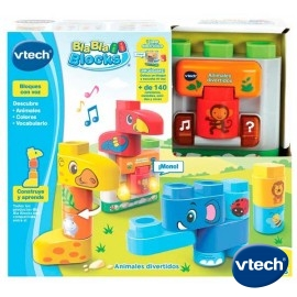 Animales Divertidos Vtech