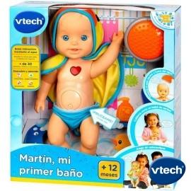 Martin Mi Primer Baño
