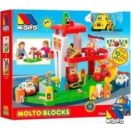 Estacion de Bomberos Blocks