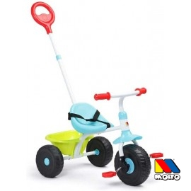 Triciclo Urban Baby Azul