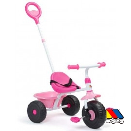 Triciclo Urban Baby Rosa