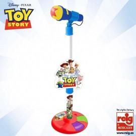 Microfono de pie Toy Story