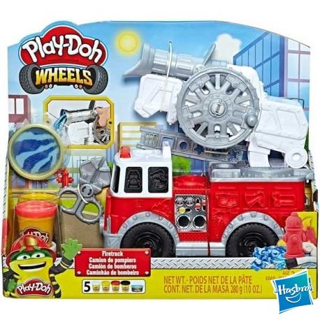 Play Doh Camion de Bomberos