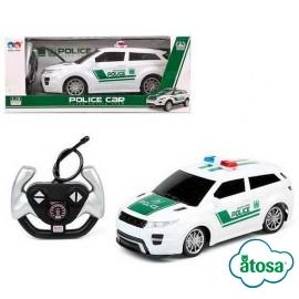 Coche R/C Policia Surtido