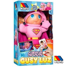 Gusy Luz Super Girl