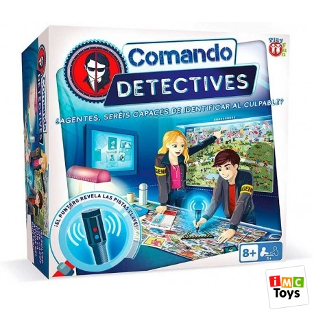 Comando Detectives