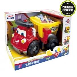 Mega Camion Volquete