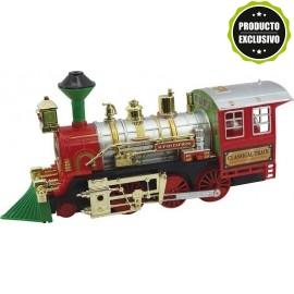 Locomotora Tren Clasico
