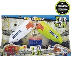 Pack 2 Pistolas Storm Zone