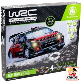 Pista WRC Ice Rally Cup
