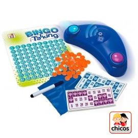Bingo Electronico Parlante