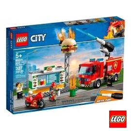 Lego Rescate del Incendio