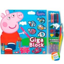 Giga Blok Peppa Pig
