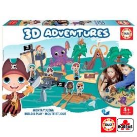 3D Adventures Pirata