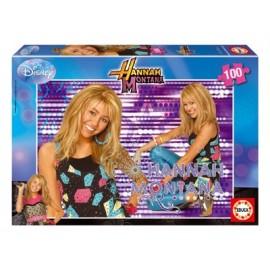 Puzzle 100 Hannah Montana