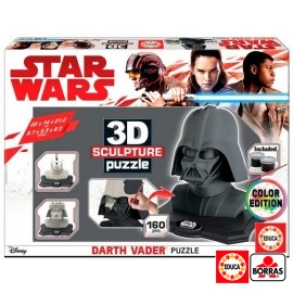 Puzzle 3D Star Wars Darth Vader
