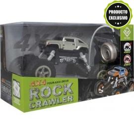 Coche R/C Rock Crawler 4x4
