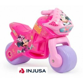 Moto Correpasillos Minnie