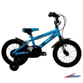 """Bicicleta 14"""" Azul Apolon"""