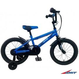"""Bicicleta 16"""" Azul Apolon"""