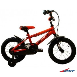 "Bicicleta 14"" Roja Apolon"