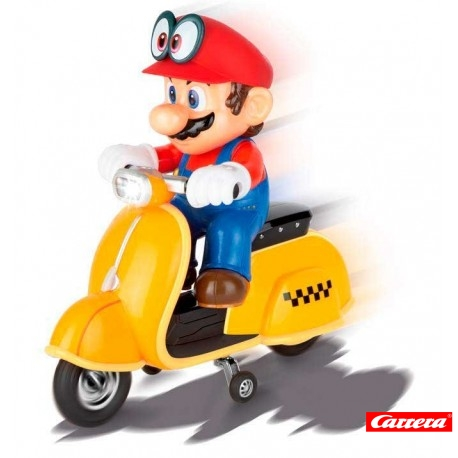Moto R/C Super Mario