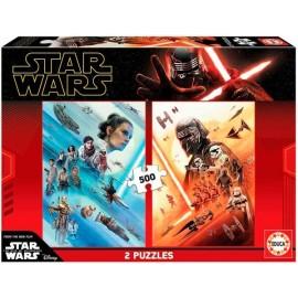 Puzzle 500 Stars Wars
