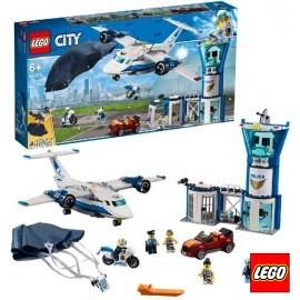 Lego Base Aerea Policia