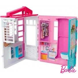 Casa Maletin Barbie