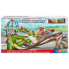 Pista Super Mario Hot Wheels