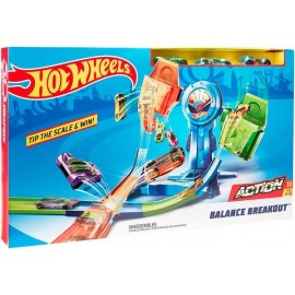 Pista Hot Wheels Bascula