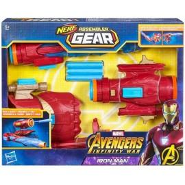 Nerf Iron Man Assembler
