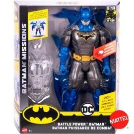 Batman Mission Luz y Sonido
