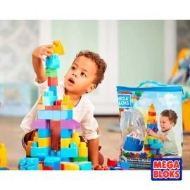 Bolsa Mega Blocks 80 Piezas
