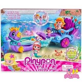 Pin y Pon Carro Sirena