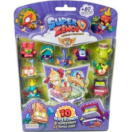 Superzings Serie 5 Pack 10