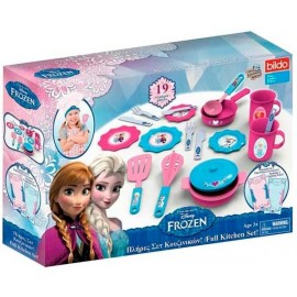 Juego Menaje Frozen