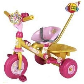 Triciclo Princesa Coloma 838-36