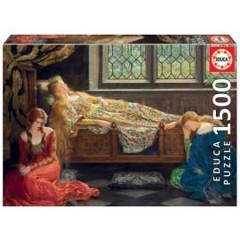 Puzzle 1500 La Bella Durmiente