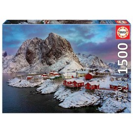 Puzzle 1500 Islas Lofoten