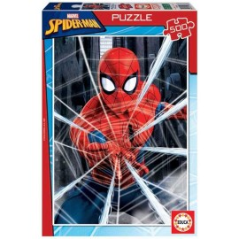 Puzzle 500 Spiderman