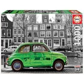 Puzzle 1000 Coche en Asterdam