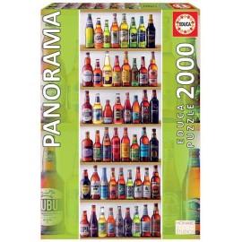 Puzzle 2000 Cervezas del Mundo