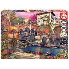 Puzzle 3000 Romance en Venecia