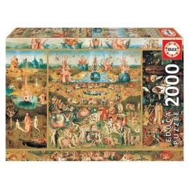 Puzzle 2000 El Jardin de las Delicias