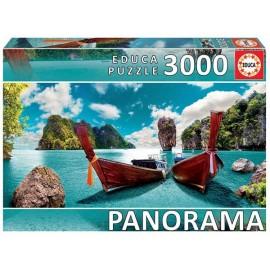 Puzzle 3000 Punket Tailandia Panoramico