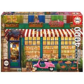 Puzzle 4000 Libreria Vintage