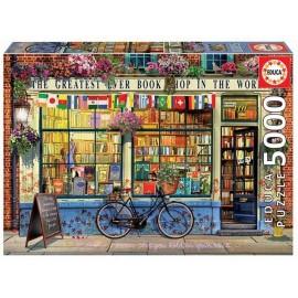 Puzzle 5000 La Mejor Libreria del Mundo