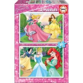 Puzzle 20x2 Princess