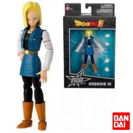 Figura Dragon Ball Android 18